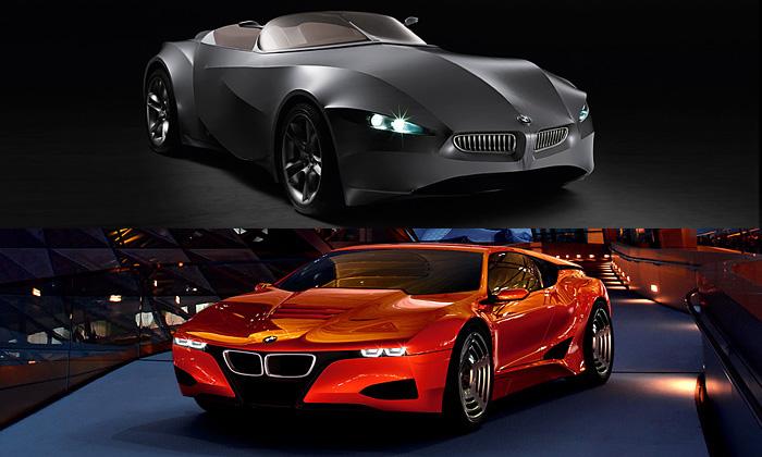 BMW vyhrává nejlepšími koncepty svých vozů