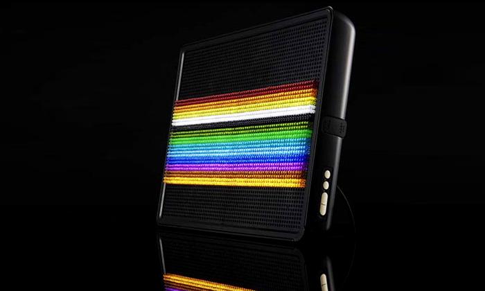 Luminodot přináší obrazovou svítící hru sdiodami