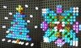 Japonská obrazová hra s LED diodami Luminodot