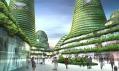 Bližší pohled do útrob města Gwanggyo od architektů MVRDV