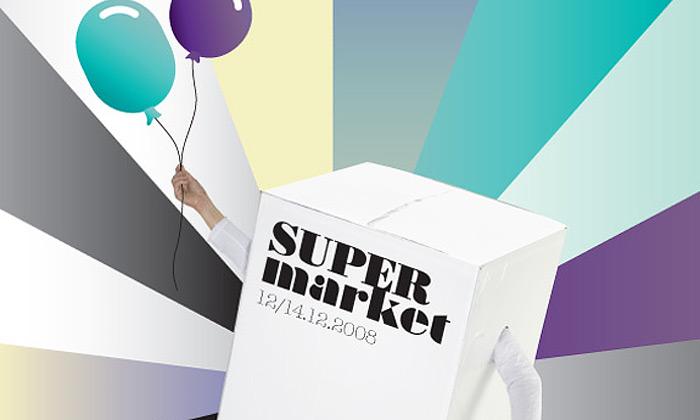 Supermarket Designfest nabídne nákupy iinspiraci