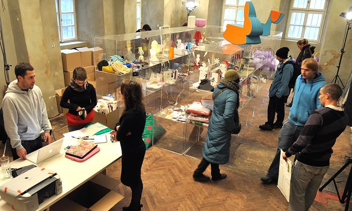 Zahájen druhý ročník Supermarket Designfest 2008