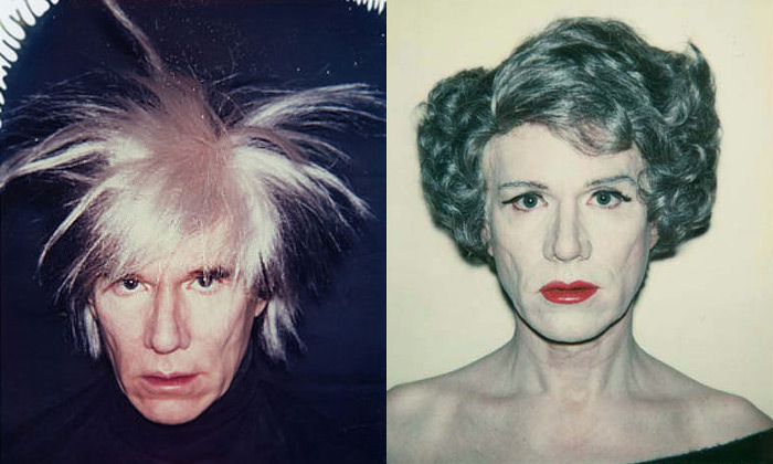 Další hlasy aDalší pokoje navýstavě Andy Warhola
