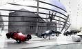 Enzo Ferrari Museum podle návrhu Jana Kaplického v italské Modeně