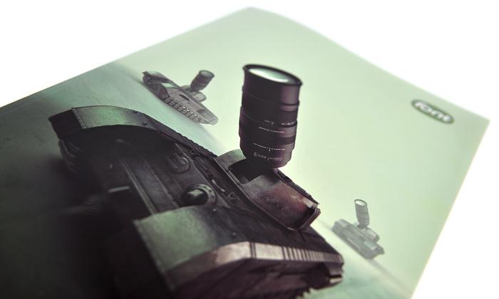 Vyšel fotograficky zaměřený grafický časopis Font