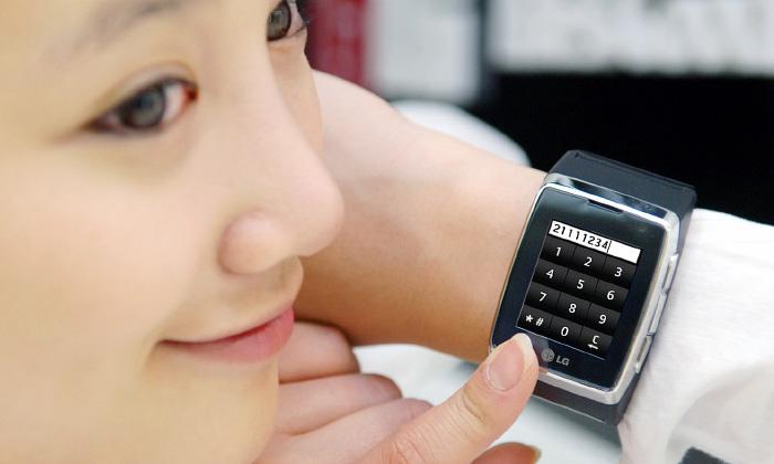 LG představilo dotykový videomobil vhodinách