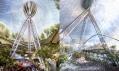 Zábavní centrum Khan Shatyry v hlavním městě Kazachstánu od Foster + Partners