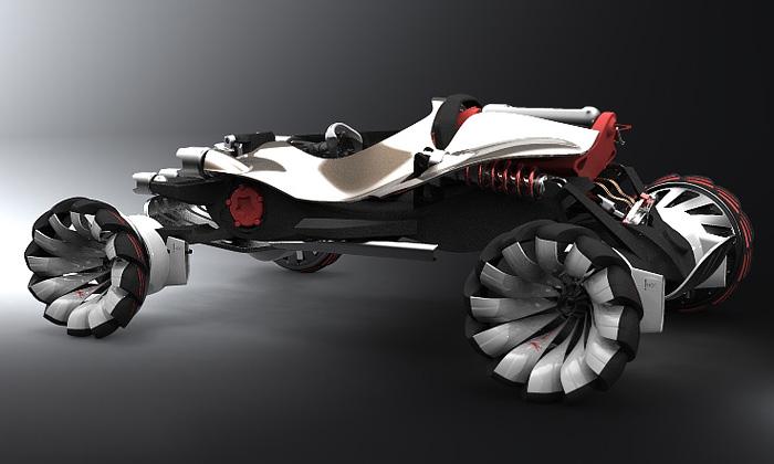 Baja 1000 Buggy vítězem Michelin Challenge Design