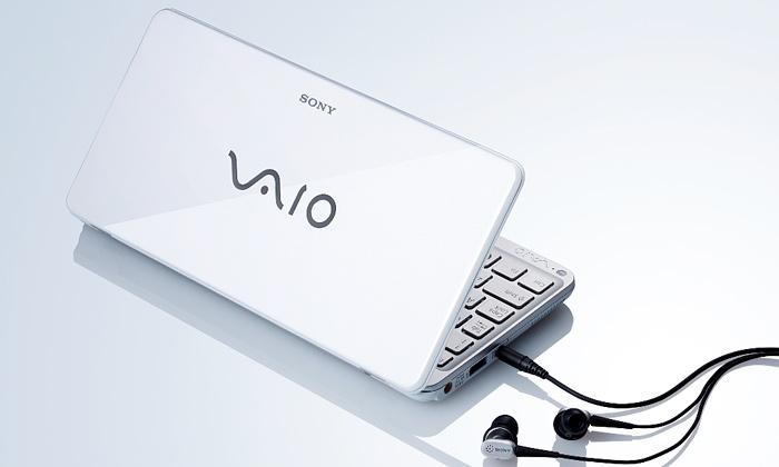 Sony představilo luxusní malý notebook Vaio řady P