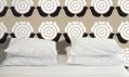 Tři kolekce nově představených interiérových tapet prostoru Lavmi a firmy Vavex