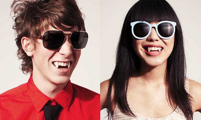 Karen Walker vytvořila kolekci brýlí Celebrate Sun