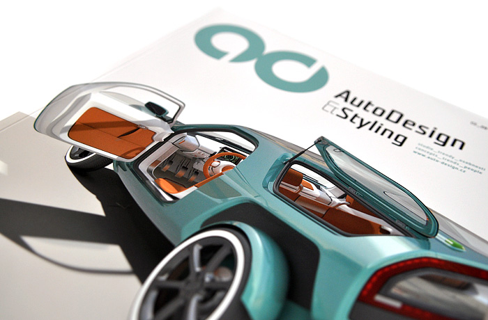 Vychází první dvojjazyčný AutoDesign & Styling