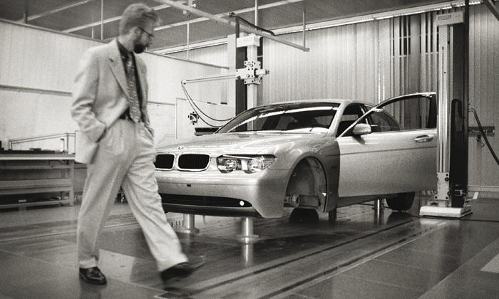 Chris Bangle opustil BMW idesign automobilů