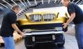 Vytváření modelu vozu BMW X1