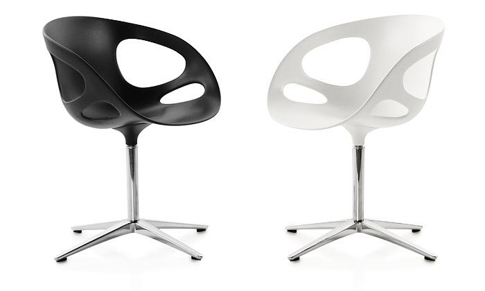 Fritz Hansen uvádí kolekci futuristických židlí Rin