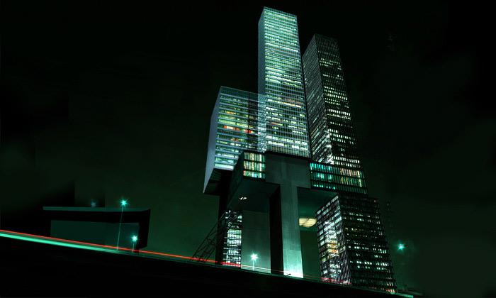 Rex staví vUSA několik mrakodrapů vjednom