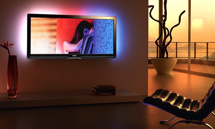 Philips představil první kino televizi Cinema 21:9