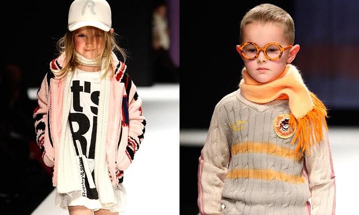 Centrem dětské módy seopět stala italská Florencie