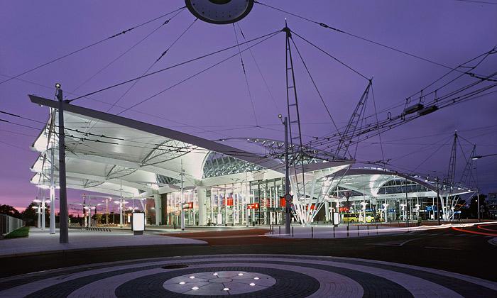 Nový dopravní terminál chloubou Hradce Králové