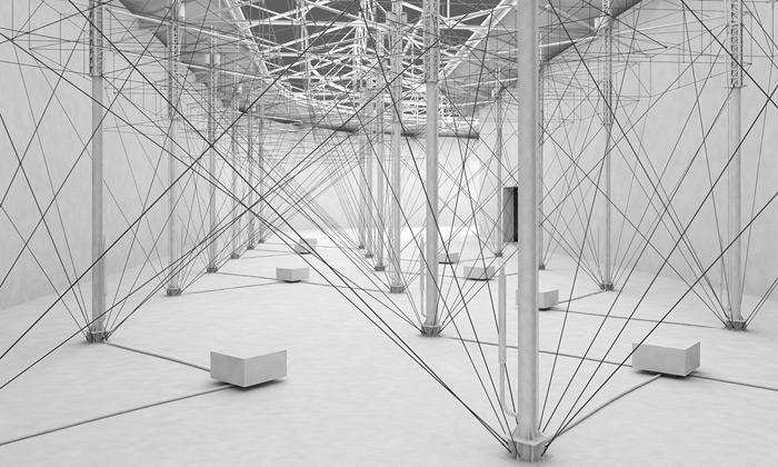 Paříž uvedla výstavu Gakona inspirovanou sci-fi
