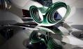 Ron Arad ajeho výstava No Discipline vCentre Pompidou