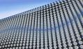 Futuristická zvlněná fasáda plánované bangkokské budovy