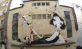 Alexandros Vasmoulakis a jeho streetartová i grafická díla posledních let