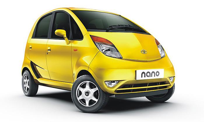 Malý Tata Nano jenejlevnějším automobilem světa