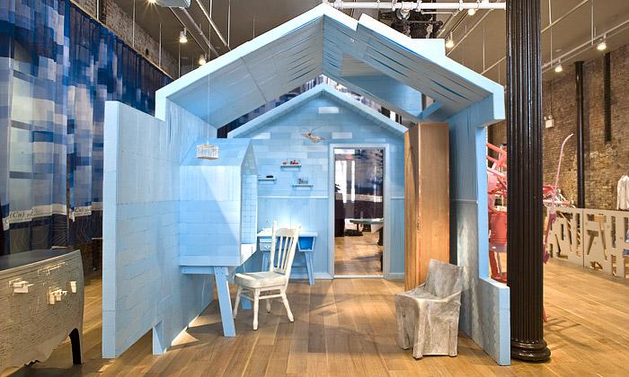 Droog otevřel vNew Yorku netradiční prodejnu