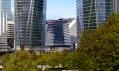 Čerstvě představená dvojice mrakodrapů Hermitage Plaza od Foster + Partners