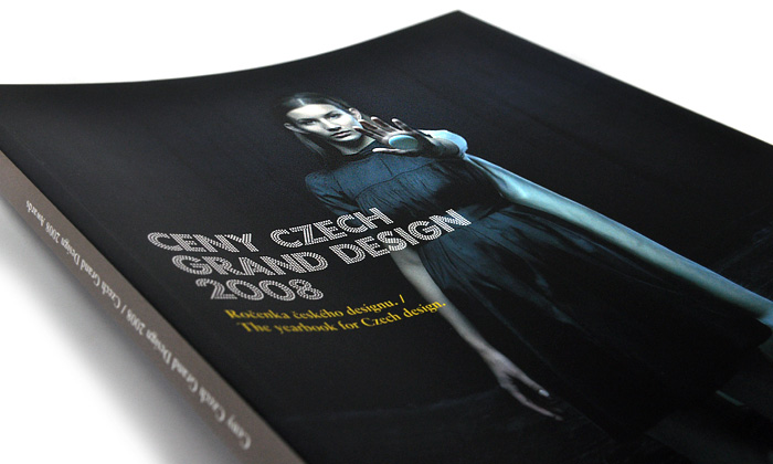 Ceny Czech Grand Design 2008 vyšly jako ročenka