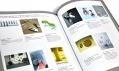 Kniha Ceny Czech Grand Design 2008 pasovaná do role Ročenky českého designu