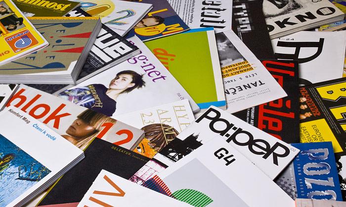 Budoucí výstava BigMag hledá nezávislé časopisy