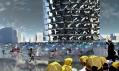 Návrh divadla Tornado pro čínskou Tchaj-pej od Visiondivision