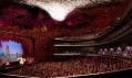 Hlavní sál navrhovaného divadla Tornado pro Tchaj-pej