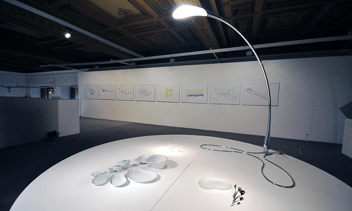Zahájena výstava Ceny Czech Grand Design 2008