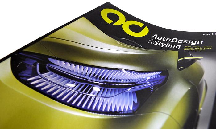 Vychází AutoDesign & Styling věnovaný Ženevě