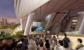 Městské a kulturní centrum v Singapuru od studia Aedas na vizualizaci