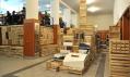Výstava Okamžiky architektury v budově Městské knihovny v Praze