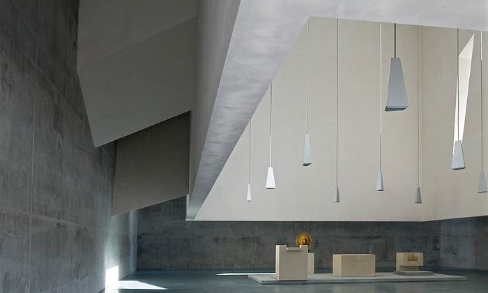Studio Fuksas otevřelo vItálii minimalistický kostel