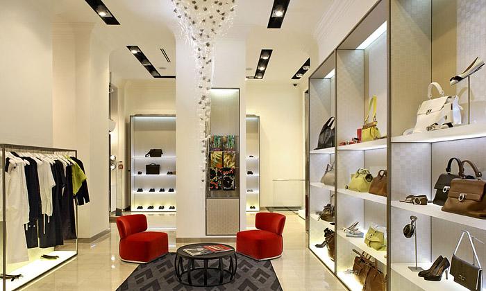 Valentino aFerragamo otevřeli boutique veVaršavě