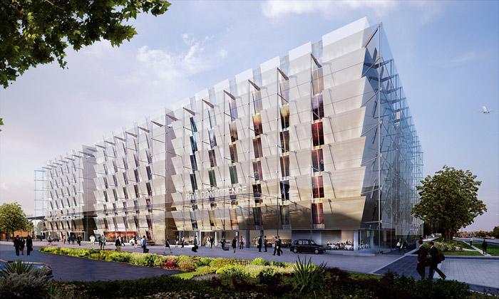 Foster začne stavět luxusní Riva Hotel uHeathrow