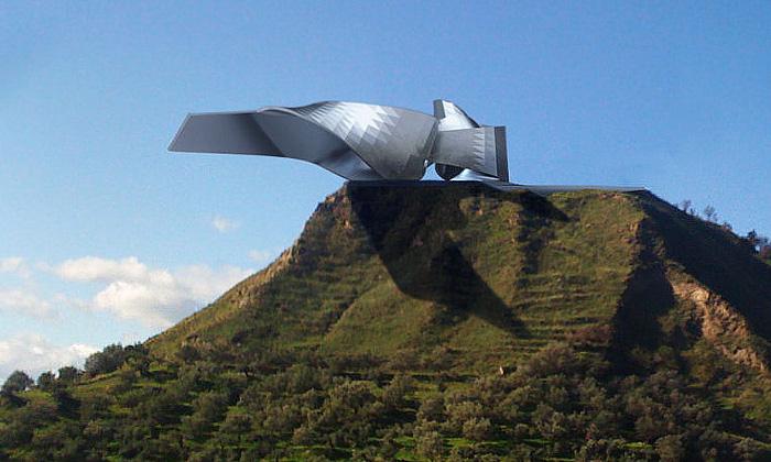 Italské muzeum Strongoli bude kosmický objekt