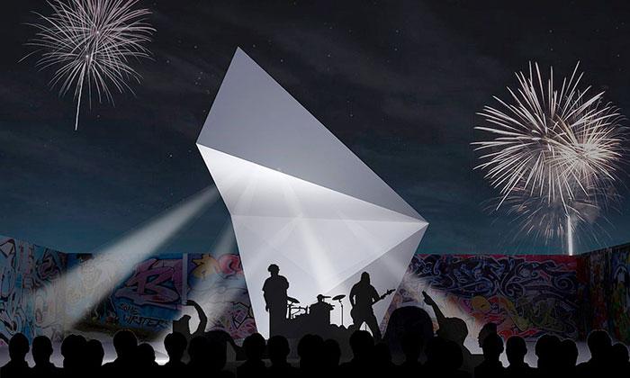 Trimo Urban Crash 2009 vyhrálo kulturní pódium