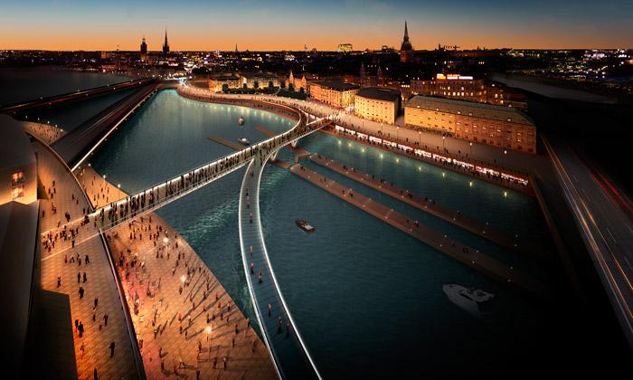 Foster + Partners pověřeni přestavbou Stockholmu