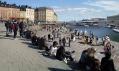 Vítězný návrh na přestavbu městské části Slussen ve Stockholmu od Foster + Partners