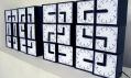 Analogové digitální hodiny The Clock Clock od Humans Since 1982