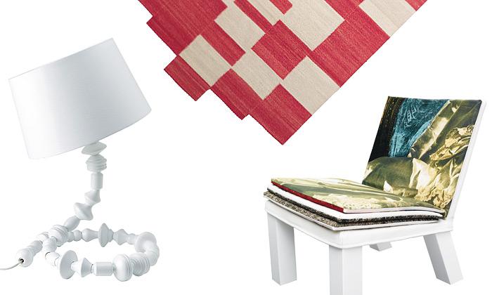 Ikea uvádí šestašedesát novinek vkolekci PS2009