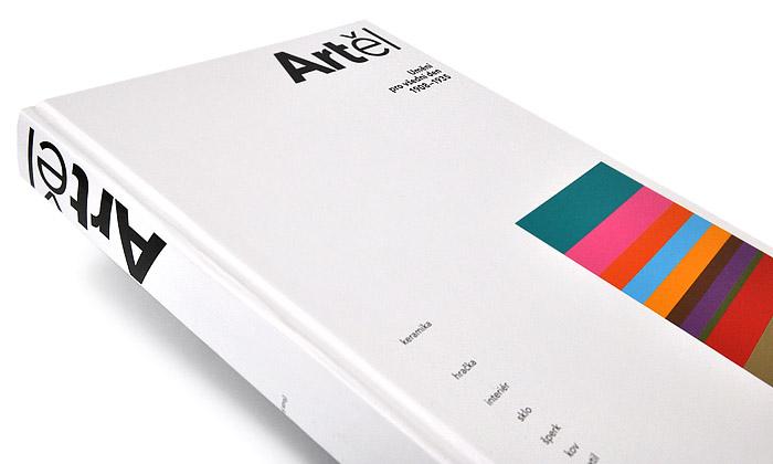 Vydána kniha oArtělu ajeho umění pro všední den