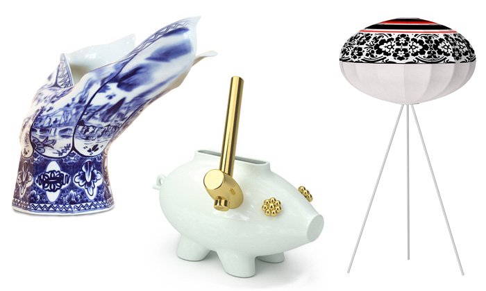 Moooi uvádí nové produkty odvelkých designerů